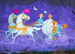Gicleé print - Cinderella Drive by